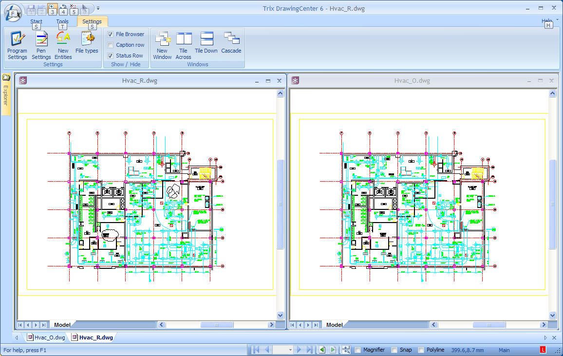Drawing & Data Management, Viewing and Conversion Software for Engineers